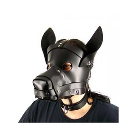 Big Dog Leather Hood