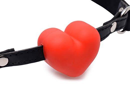 Frisky Heart Beat Gag