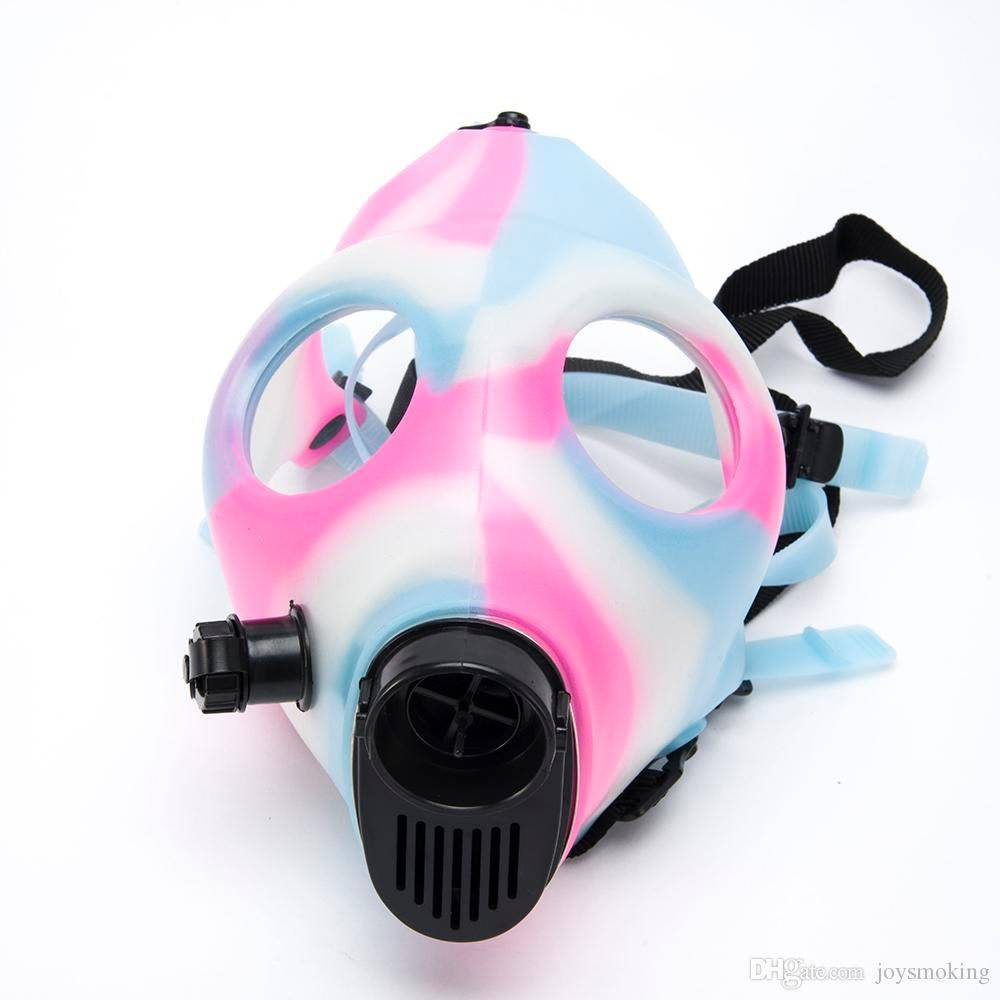 Silicone Gas Mask