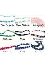 Serenity In  Chains Gem Bound Day Collar