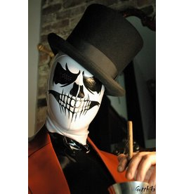 Miss Kinky Grim Reaper Hood