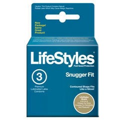 Lifestyles Snugger Fit