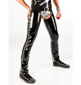 DP Latex Boot Chaps