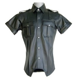 Leather Highway Patrol Shirt