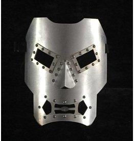 Aluminum Doom Mask