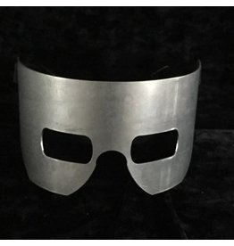 Classic Aluminum Shield Mask