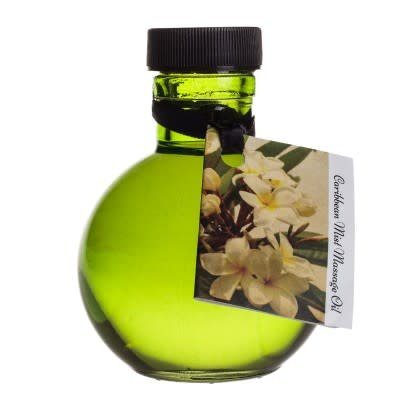 Olivia's Boudoir Massage Oil 4oz