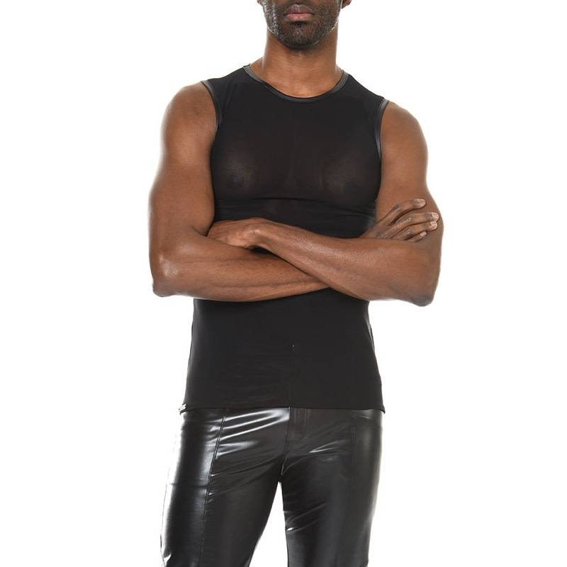 Adrien Sleeveless Shirt