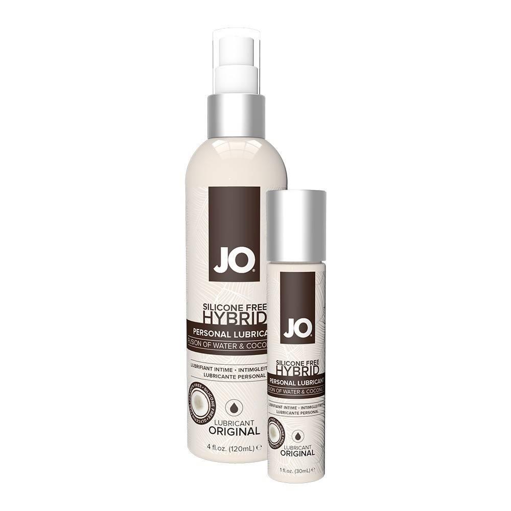 Jo Coconut Oil Hybrid Lubricant