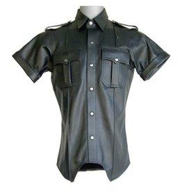 UNFITTED Cowhide Uniform Button Up Shirt 4X