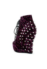 Belladonna Spiked Ankle Bootie