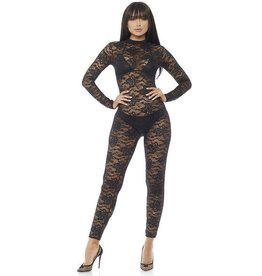 Disobedient Lace Catsuit