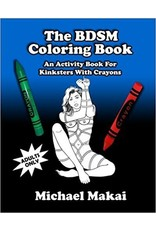 BDSM Inspired Coloring Book