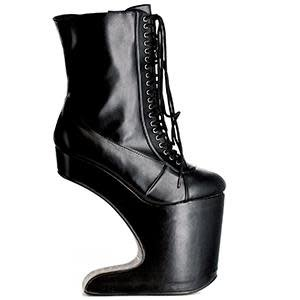 "5.5"" Mather - No Heel Platform"
