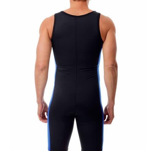 Sleeveless Compression Swimsuit