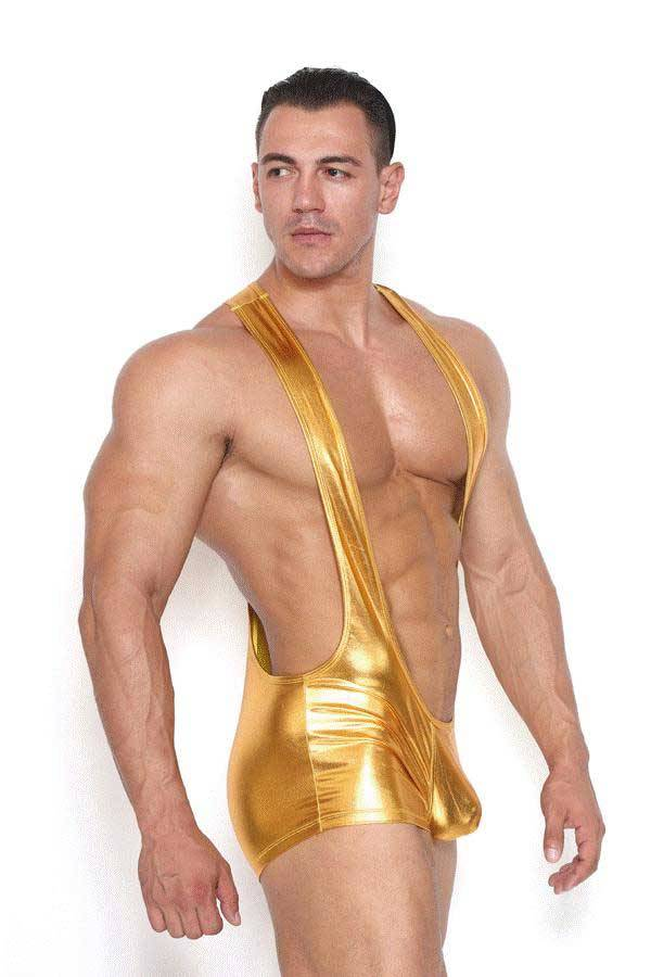 Liquid Dreams Metallic Singlet