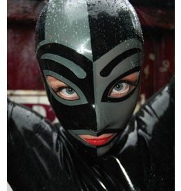 Latex Mirror Hood