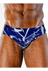 DP Latex Patterned Brief