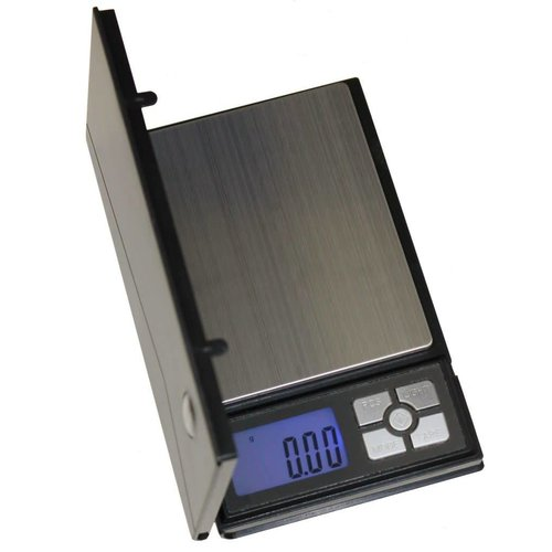 Superior Balance Superior Balance Notebook - 200 Digital Pocket Scale 200g x 0.1g