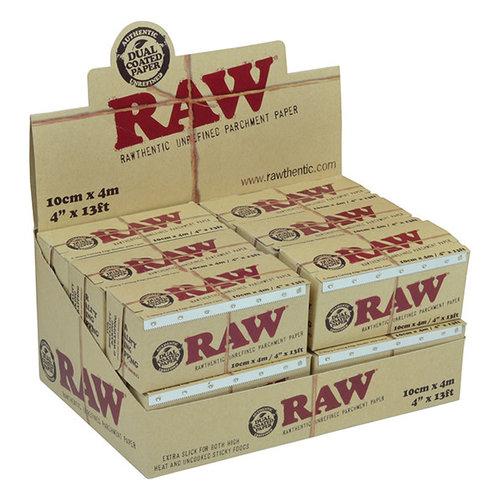 RAW RAW Unrefined Parchment Paper