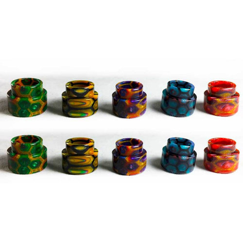 AVCT Drip Tip Resin - 810 Size AV-D015H - Assorted Colors
