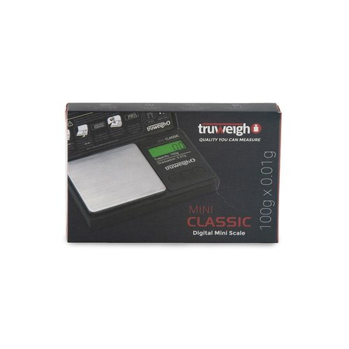 Truweigh Truweigh Classic Digital Mini Scale 100g x 0.01g