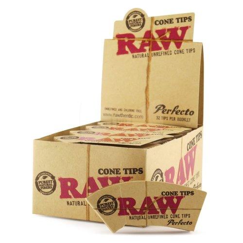 RAW Raw Cone Tips - Perfecto