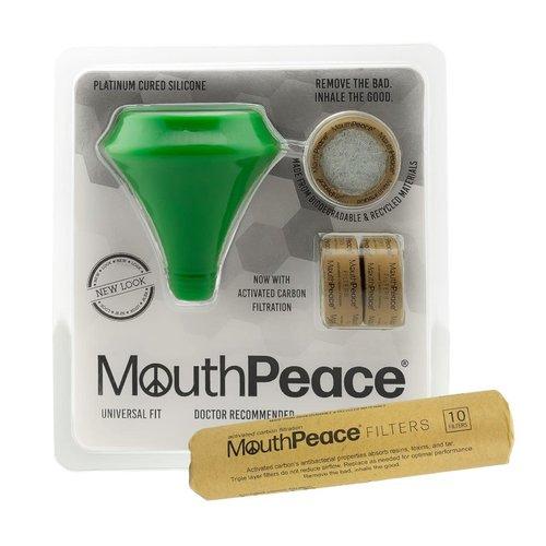 MouthPeace MouthPeace Filter Starter Kit