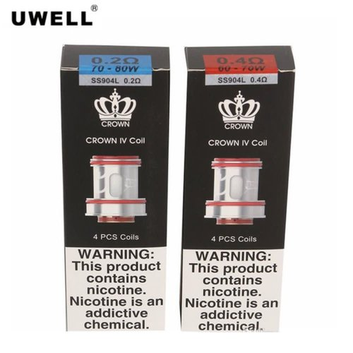 Uwell Uwell Crown 4 Coil Pack