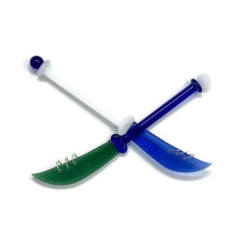 Glass Dab Tool - Sword