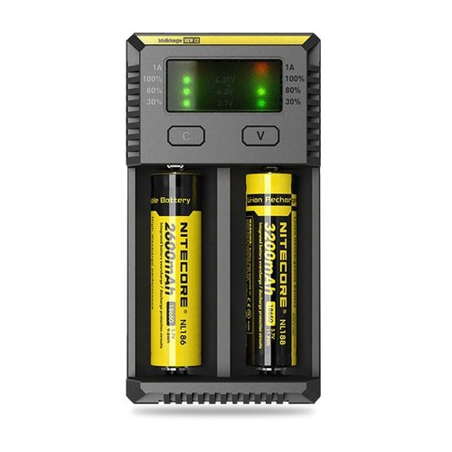 Nitecore Nitecore I2 V2 Intelligent Battery Charger