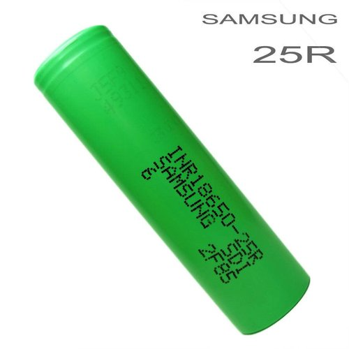 Samsung Samsung 25R 18650 Battery - Single Pack