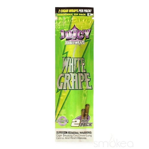 Juicy Jays JUICY WRAPS WHITE GRAPE