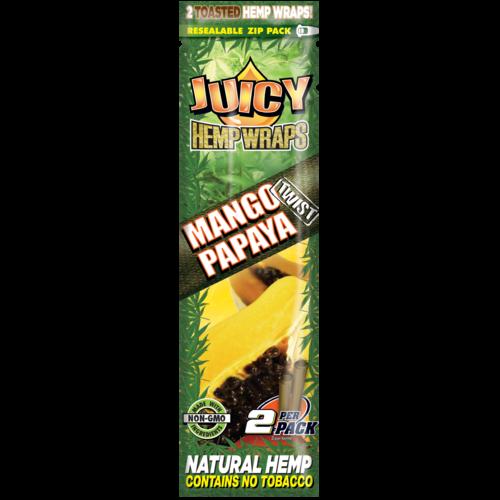 Juicy Jays JUICY HEMP WRAPS MANGO PAPAYA