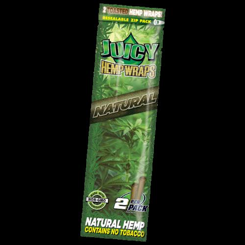 Juicy Jays JUICY HEMP WRAPS NATURAL