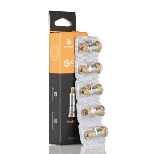 Geekvape GeekVape G Coils for Aegis Pod System 0.6 ohm 5 Pack