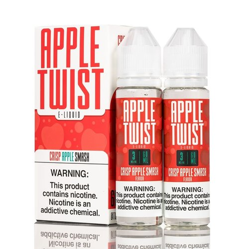 Twist E-Liquid Apple Twist E-Liquid 120ml