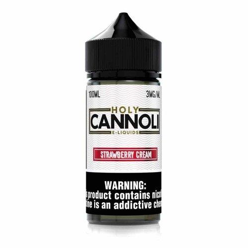 Holy Cannoli Holy Cannoli - Strawberry Cream 100ml