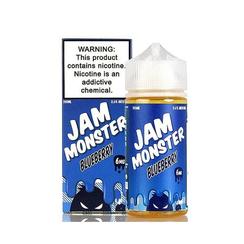 Jam Monster Jam Monster Blueberry 100ml