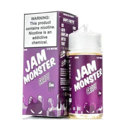 Jam Monster Jam Monster Grape 100ml