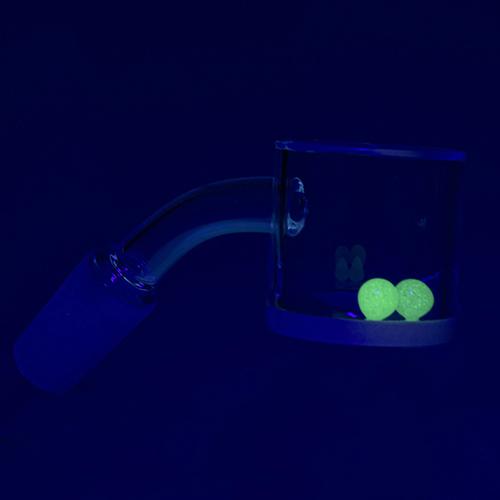 Banger Beads - Pair - UV GLOW