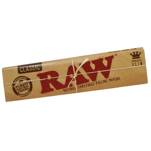 RAW RAW CLASSIC ROLLING PAPERS KING SIZE SLIM