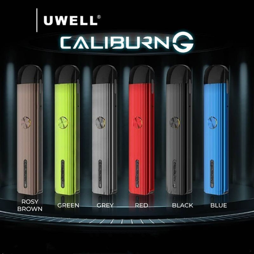 Uwell UWELL Caliburn G Pod System Kit 690mAh -