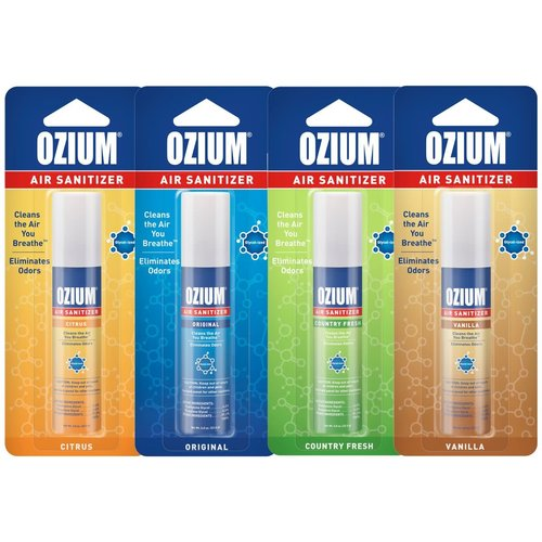 OZIUM OZIUM Air Sanitizer 0.8oz -