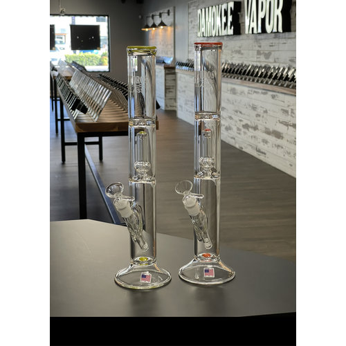 """Hydros HYDROS USA Made Waterpipe- 17"""" Shorty Straight Tube"""