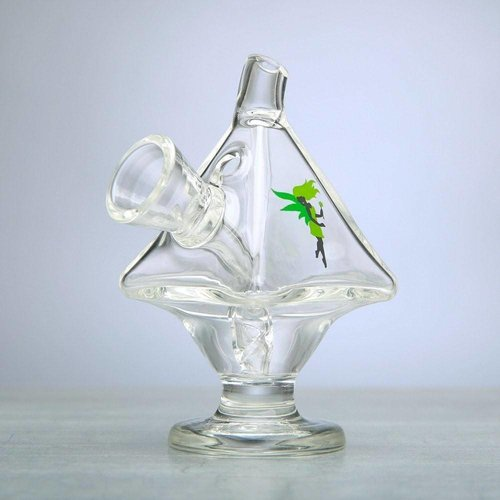 MJ Arsenal MJ Arsenal - King Toke Pyramid Glass Bubbler
