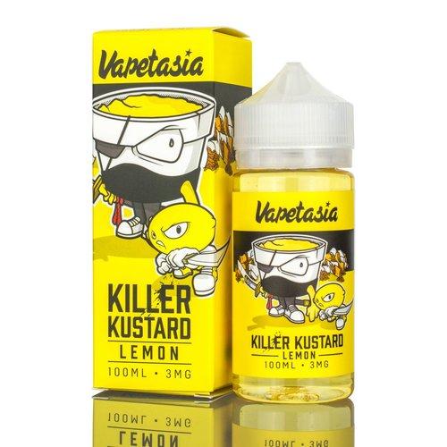 Vapetasia Vapetasia - Killer Kustard Lemon 100ml