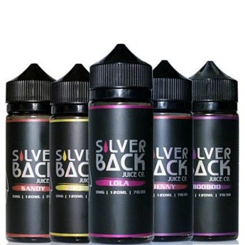 Silverback Juice Co. Silverback Juice Co. 120ml