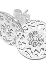Nikki Lissoni Nikki Lissoni 'Sixteen Diamonds' Stud Earrings - EA2004SS