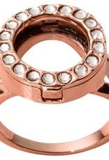 Nikki Lissoni Nikki Lissoni Interchangeable Coin Ring - R1004RG7